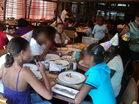 - Christmas Party at Nelson Mandela Square