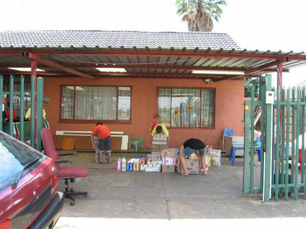 - Food & Groceries Donation to The Lerato Children's Home