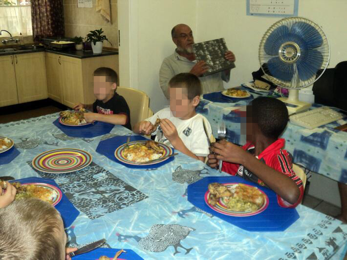 - Feeding Schemes: Firlands Childrens Home