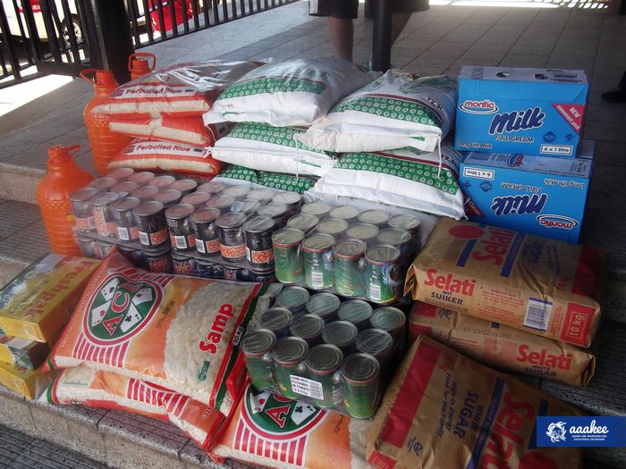 - More food and groceries to Meals on Wheels