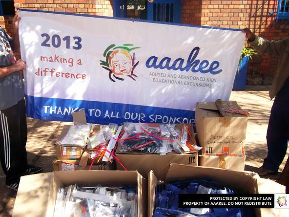 - Stationery to Fairview Junior School