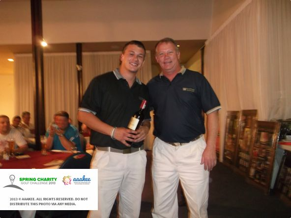 - Spring Charity Golf Challenge 2013 - Raising funds for a good cause