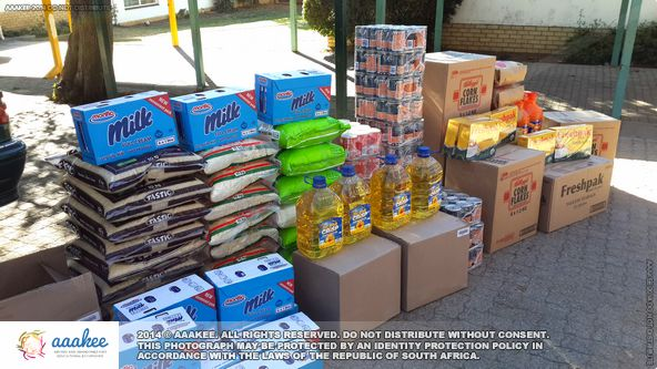 - St. Mary's receives food consignment