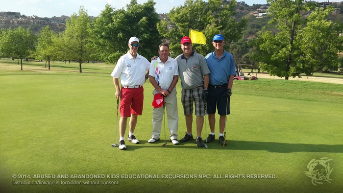 - Spring Charity Golf Challenge 2014