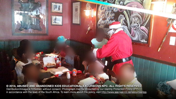 - Bethany Home treated to a Christmas Lunch at Thundergun Steakhouse