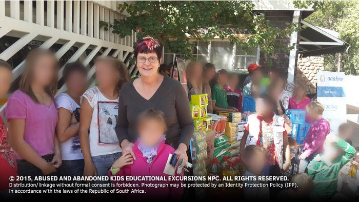 - Food and Grocery Consignment to Catherine Robson Children's Home