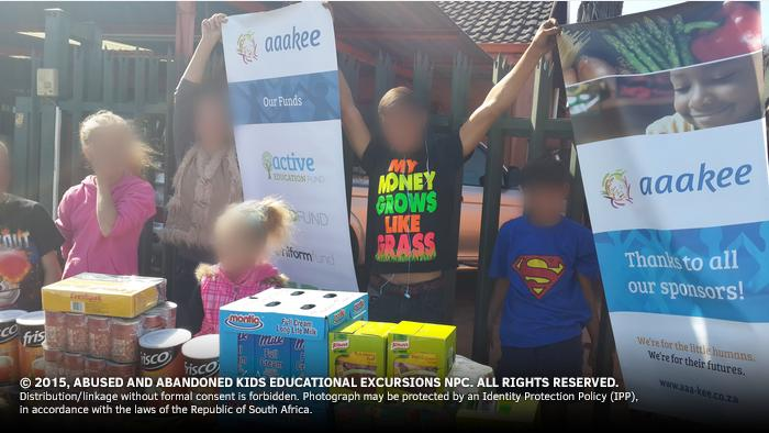 - Lerato Child & Youth Care Centre Receives Food and Groceries