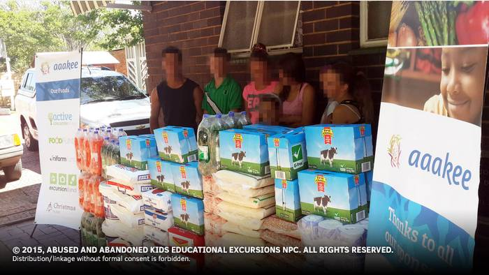 - Food Fund Consignment to Catherine Robson Children's Home