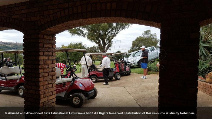 - Annual Charity Golf Challenge 2016