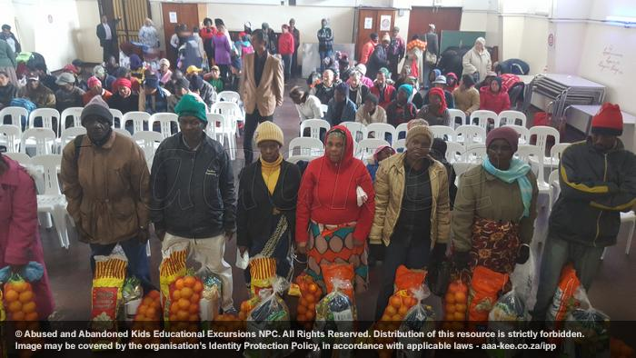 - Nelson Mandela Day 2017: Hampers Given to the Needy