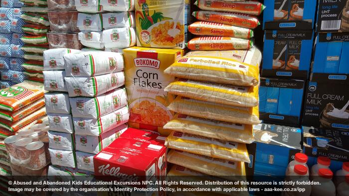 - Food Fund consignment to Laura Vicuna Educational Centre