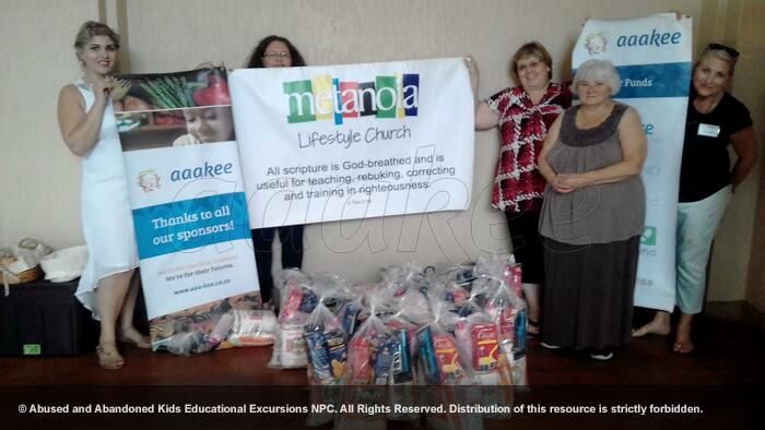- Food parcels to the Southdale Metanoia Lifestyle Church