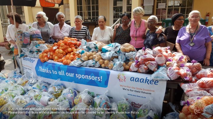 - Easter Food Hampers to Gerald Fitzpatrick Home